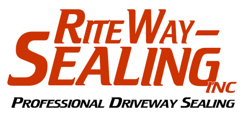 Riteway Sealing Asphalt Parking Lot Sealing Mobile Logo